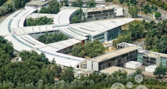 Le site de l'INSA Rouen regroupé