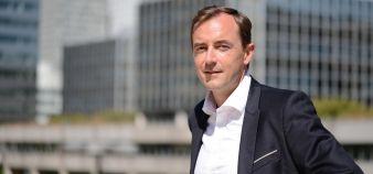 Christophe Catoir, président d'Adecco France, veut former 10.000 personnes en trois ans dans son