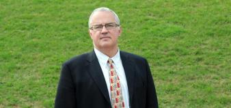 Pierre Dreux, directeur de l'ESC Pau