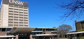 Bibliothèque universitaire de l'University of New South Wales à Sydney, Australie © Guillaume Mollaret