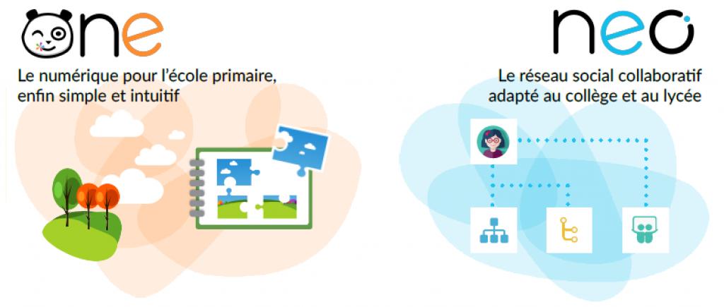 Les deux solutions développées par Open Digital Education sont disponibles dans six langues. //©Open Digital Education