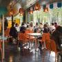 Restaurant universitaire - CROUS © Philippe Piron //©Philippe Piron