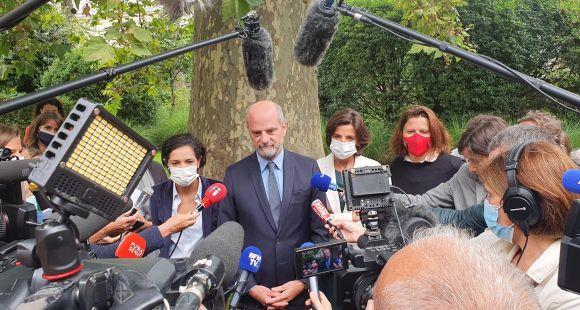 Satisfait de ses politiques éducatives, Jean-Michel Blanquer veut terminer son mandat sur une note de laïcité