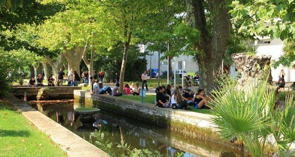 Université de Toulon - campus La Garde -  ©Yves Colas université de Toulon