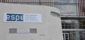 Espé Clermont _ExtérieurL'Espé de Clermont est la première école du professorat à avoir décroché la certification initiale ISO 9001 en juin 2015. //©Isabelle Dautresme