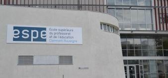 L'Espé de Clermont est la première école du professorat à avoir décroché la certification initiale ISO 9001 en juin 2015. //©Isabelle Dautresme