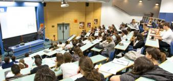 L'université de Caen a annoncé en octobre des capacités d'accueil limitées dans cinq filières