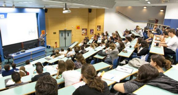 Campus Caen - Amphi