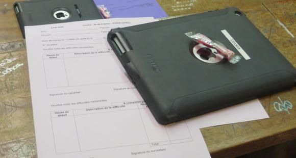 Passés sur tablette tactile, les premiers ECNi révolutionnent l'évaluation dans les facultés de médecine.