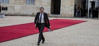 Thierry Mandon va devoir gérer plusieurs dossiers complexes au cours des prochains mois, le tout, sur fond d'élection présidentielle. //©Hamilton / R.E.A