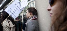 Séverine Le Loarne-Lemaire analyse les mécanismes mis en place par les étudiants pour lutter contre le sexisme. //©Marta Nascimento - REA
