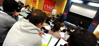 L'EM Normandie a décroché l'accréditation Equis en décembre 2016.