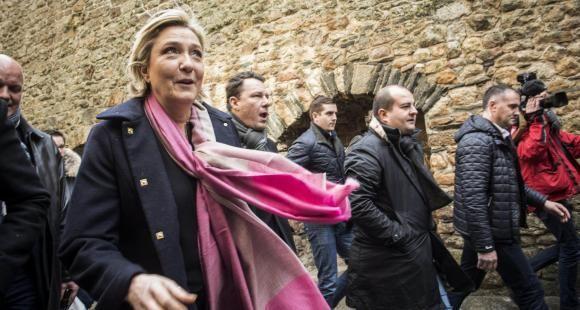Dans un entretien à EducPros, Marine Le Pen s'exprime sur des sujets sur lesquels on a peu l'habitude de l'entendre : frais de scolarité, sélection, APB...