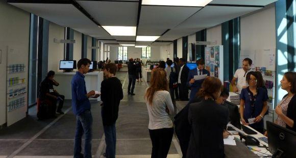 """Le """"Welcome Desk"""" de l'Université fédérale de Toulouse restera ouvert toute l'année."""