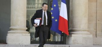 Thierry Mandon a obtenu un budget stable pour l'ESR en 2016. Le projet de loi de finances a été présenté au Conseil des ministres du 30 septembre 2015. //©Hamilton / R.E.A