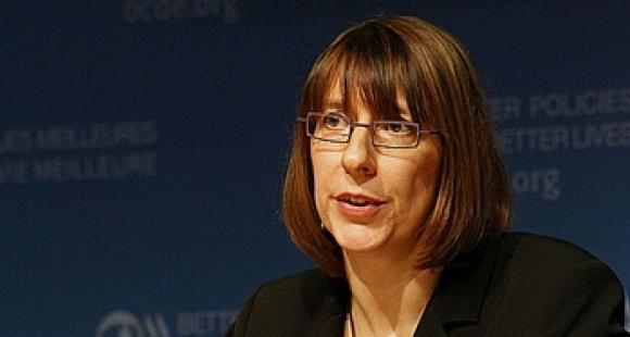 Sophie Vayssettes, analyste à la direction éducation de l'OCDE © OECD / Hervé Cortinat