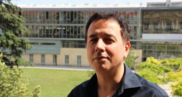 Emmanuel Ethis, recteur de l'académie de Nice depuis 2015.