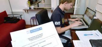 L'INP Toulouse a créé dès 2014 le statut d'étudiant-entrepreneur, et le propose à tous les étudiants du groupement. //©Lydie Lecarpentier/REA