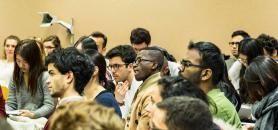 """Lancée en 2012 au sein du programme grande école, l'""""iMagination Week"""" de l'Essec a été étendue en 2015 à l'ensemble des formations. //©Essec / Leslie Delamarre"""
