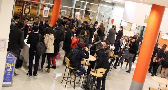 Université de Montpellier - Hall de la Maison des Etudiants Aimé Schoenig