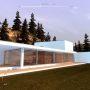 Une vue de la maison virtuelle Domus, projet de l'université de Reims Champagne-Ardenne récompensé au salon Educatec-Educatice //©Urca