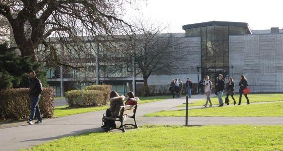 Campus de l'université de Rouen