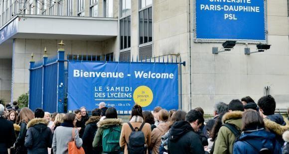 Le 26 janvier 2019, Paris-Dauphine organisait sa journée portes ouvertes qui a attiré 4.800 personnes.