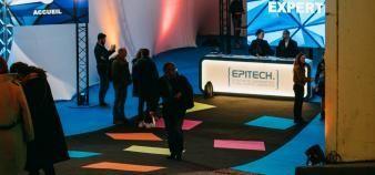 Chaque année, les trophées EIP récompensent les meilleurs projets d'étudiants en 5e année à l'Epitech. //©Epitech