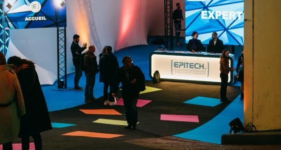 Chaque année, les trophées EIP récompensent les meilleurs projets d'étudiants en 5e année à l'Epitech.