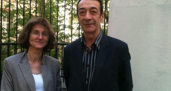 Isabelle Phalippon-Robert et Jérôme Dupin supervisent l'enseignement dans les écoles d'art à la direction générale de la création artistique