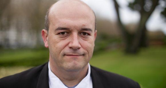 Matthieu Gallou, président de l'université de Bretagne occidentale.