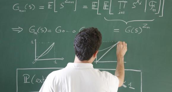 Modèle de Galton-Watson - Centre de mathématiques appliquees de l'Ecole polytechnique © Philippe Lavialle  - Ecole polytechnique