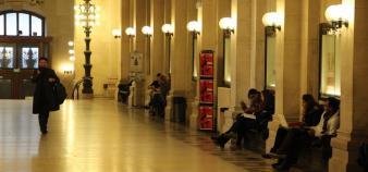 Université Paris 1 Panthéon-Sorbonne, Centre Panthéon //©Camille Stromboni
