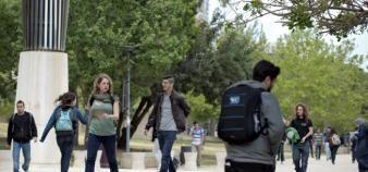 Chaque année, près de 500 étudiants du Technion, pour la plupart en un premier cycle, assistent au centre Bronica à des cours d'entrepreneuriat. //©Ahikam SERI/PANOS-REA