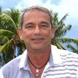 Patrick Capolsini, président de l'université de la Polynésie française