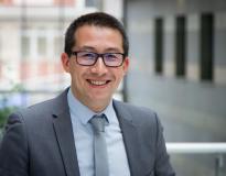 Sébastien Tran, directeur de l'EMLV. //©EMLV