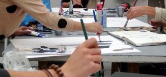 L'Andea milite pour la fin de la différenciation des enseignants en école d'art. //©DR