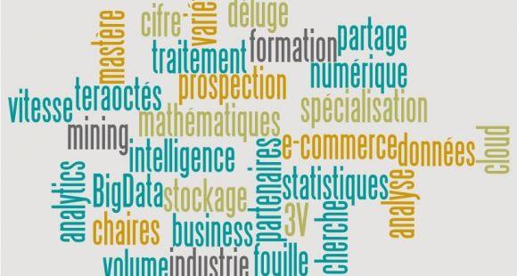 """""""Big data"""", un intitulé pour attirer les foules ?"""