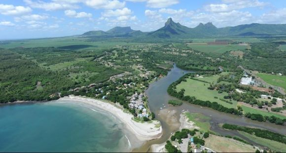 Le site de l'Education Village à l'île Maurice // DR