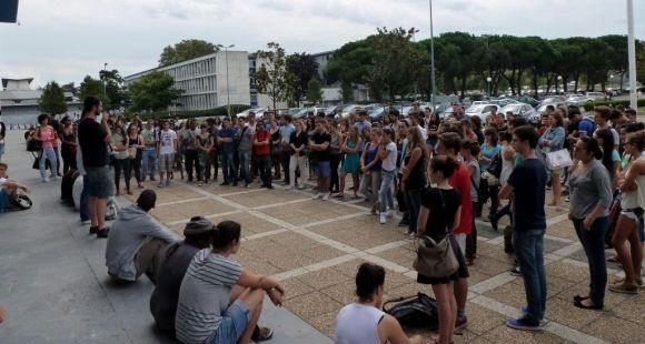 Universit toulouse 3 un millier d 39 tudiants priv s de - Residence les jardins de l universite toulouse ...