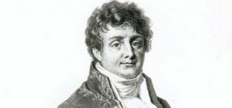 Si la plupart des étudiants en sciences de Muhammad H. Zaman connaissent bien la transformation de Fourier, ils ne savent rien de Joseph Fourier lui-même. //©Wikimedia - CC