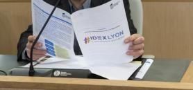 L'Idex lyonnais a obtenu 800 millions d'euros mais devra faire ses preuves d'ici à deux ans, date du prochain examen du dossier. //©Stéphane Audras / R.E.A