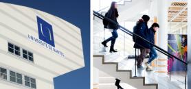 """La question du rattachement des 1.500 personnels du futur pôle aura eu raison du projet de la """"nouvelle université de Nantes"""". //©Jean Claude MOSCHETTI/REA - Thomas Louapre/ Divergence pour l'Étudiant"""