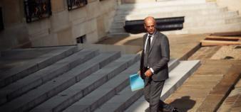 Jean-Michel Blanquer expérimente une rationnalisation de la carte des académies en commençant par la Normandie. //©Denis Allard / R.E.A