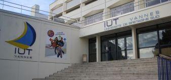 Le nouveau projet de diplôme en 3 ans n'est pas encore finalisé. //©IUT Vannes
