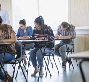 A la fin du premier trimestre de son application, le directeur général de l'enseignement scolaire fait le point sur la réforme du bac. //©Sam Edwards/Deepol/Plain Picture