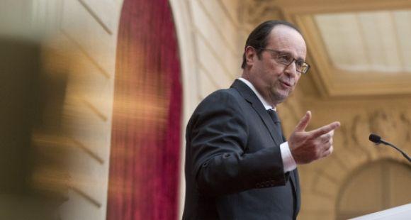 François Hollande - président de la République - novembre 2014