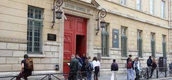 Henri-IV reste la voie royale pour intégrer l'École normale supérieure. //©Camille Stromboni