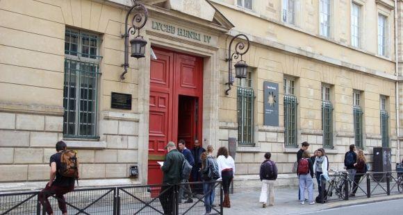 Lycée Henri 4 - Paris - Septembre 2015