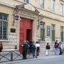 Lycée Henri 4 - Paris - Septembre 2015 //©Camille Stromboni